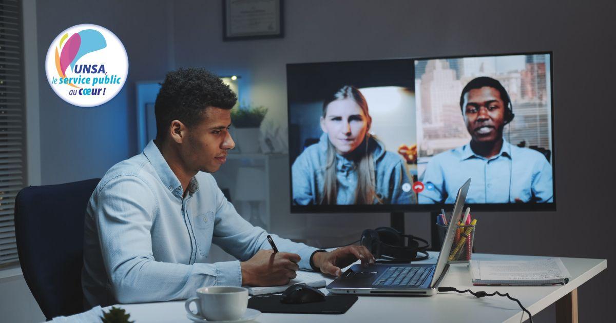 Ouverture de la négociation collective sur le télétravail