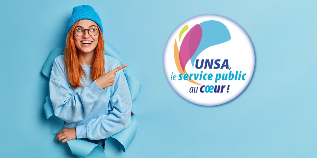 Pourquoi rejoindre un syndicat de l'UNSA Fonction Publique ?