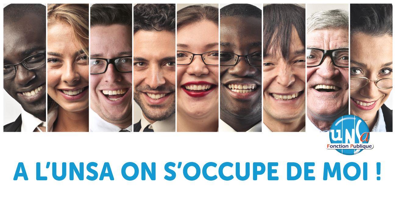 Rejoignez un syndicat de l'UNSA